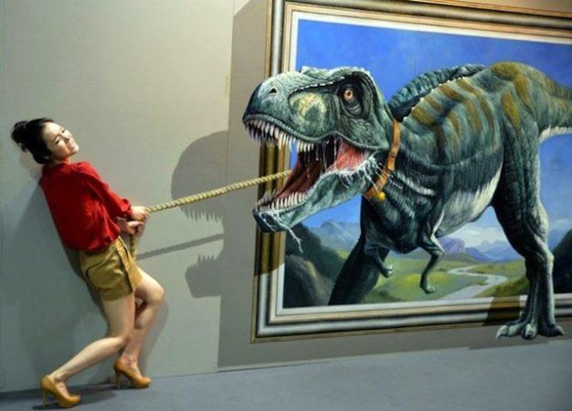 Amazing Interactive Art from the 2012 Magic Art exhibition in Hangzhou, China