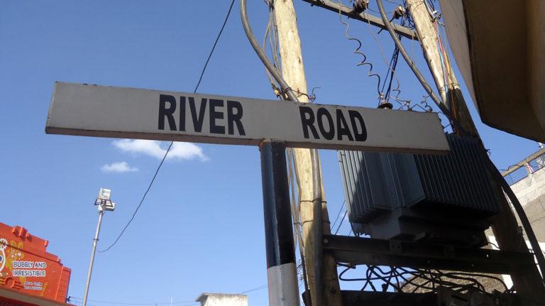 The River Road of Kenyan website design